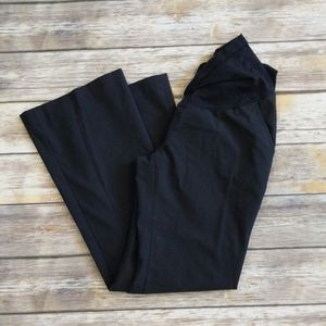 A Pea in the Pod Maternity Black Dress Pants